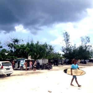Jambul at Serangan (Turtle Island)
