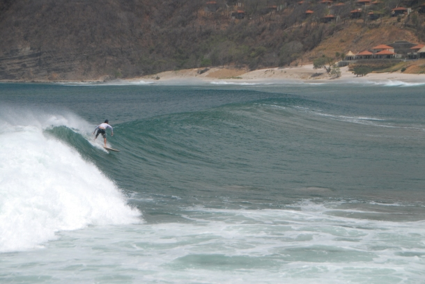 Surfing and other water activities  An outfitter casita by the beach will provide surfboards, paddle boards, snorkel gear, kayaks and a full variety of water toys for our guests. For surfing activities in Mukul works with Tropic Surf (http://www.tropicsurf.net/), each experience is customized according to guests' requirements, preference and level of experience. The best time for surfing is end of March to September. (April, June and July are the best month for large barrel wave)  In playa Manzanillo where Mukul is located, swell needs to be big enough and south enough to wrap into the bay and ignite this outstanding point break replete with tubular inside section.  ·         Best at mid-tide and high tide ·         Left hand point break ·         Sand bottom ·         Swell 2ft- 12ft ·         Swell Direction: SW ·         Wind: NE ·         Tide: Mid to high ·         Ability Level: Beginner to advanced    Near By beaches for surf: Colorado, Panga drops, Amarillo ( beginners), Popoyo, Outereef Popoyo (Pro), Playa Rosada / Liquilistes.