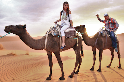camels and sunsets2