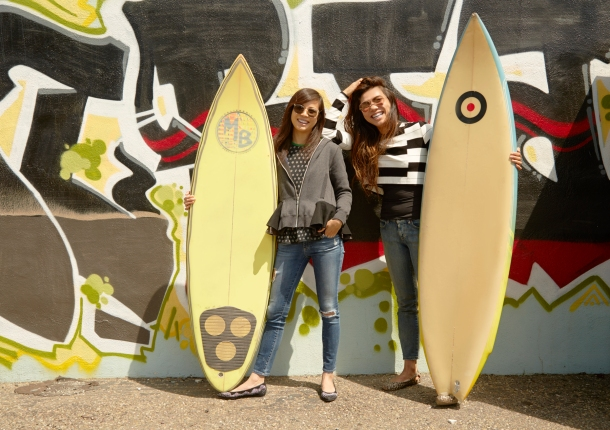 An urban warrior like SUrf Mei Mei? Eir NYC skincare is perfect for mild weather, such as, San Francisco, Biarritz, Montauk, Tofino, Taghazout, NYC and other surf spots. Photo: Stanton Stephens (stantonjstephens.com)