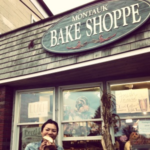 Surf Mei Mei at Montauk Baked Shoppe