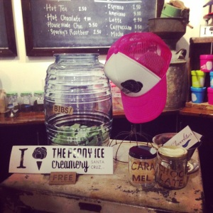 Penny Ice: the store also has cute merchandise!