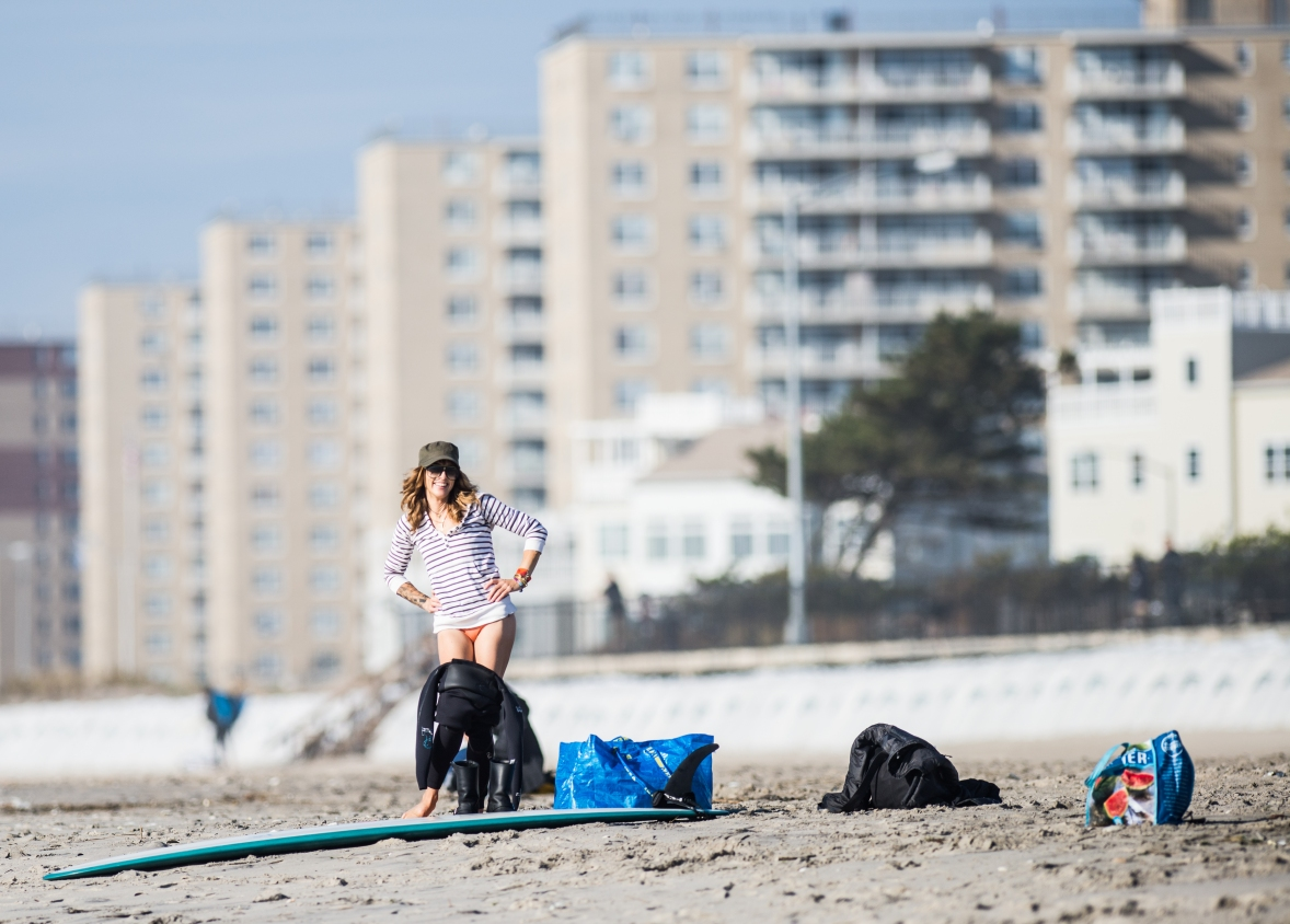 Let's go surfing! Photo: Andreea Waters