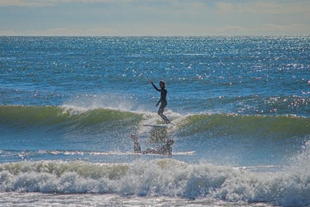 Surf Girl: Juliane Camposano Photo: Andreea Waters