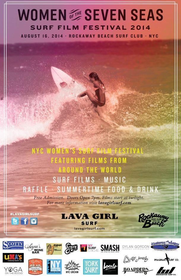 Women Surf Film Festival